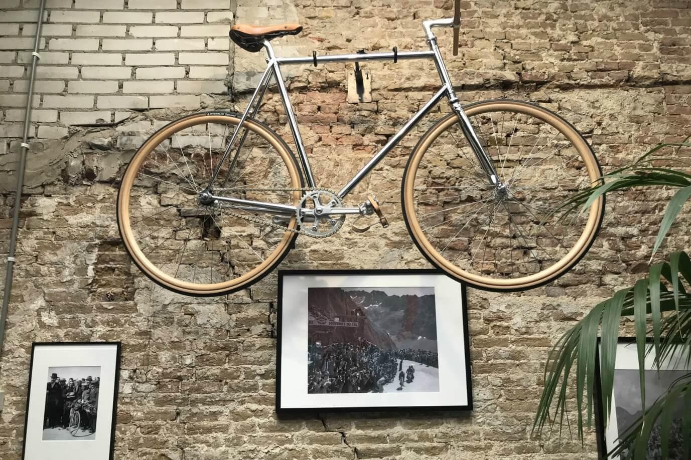 biciklis kavezo