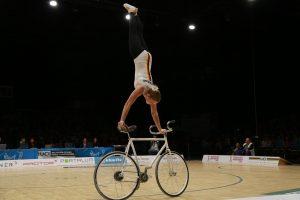 művészi kerékpározás we love cycling