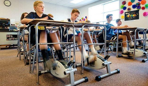 diákok kerékpározás