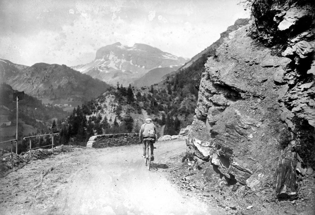 Tour de France Mountain Stage