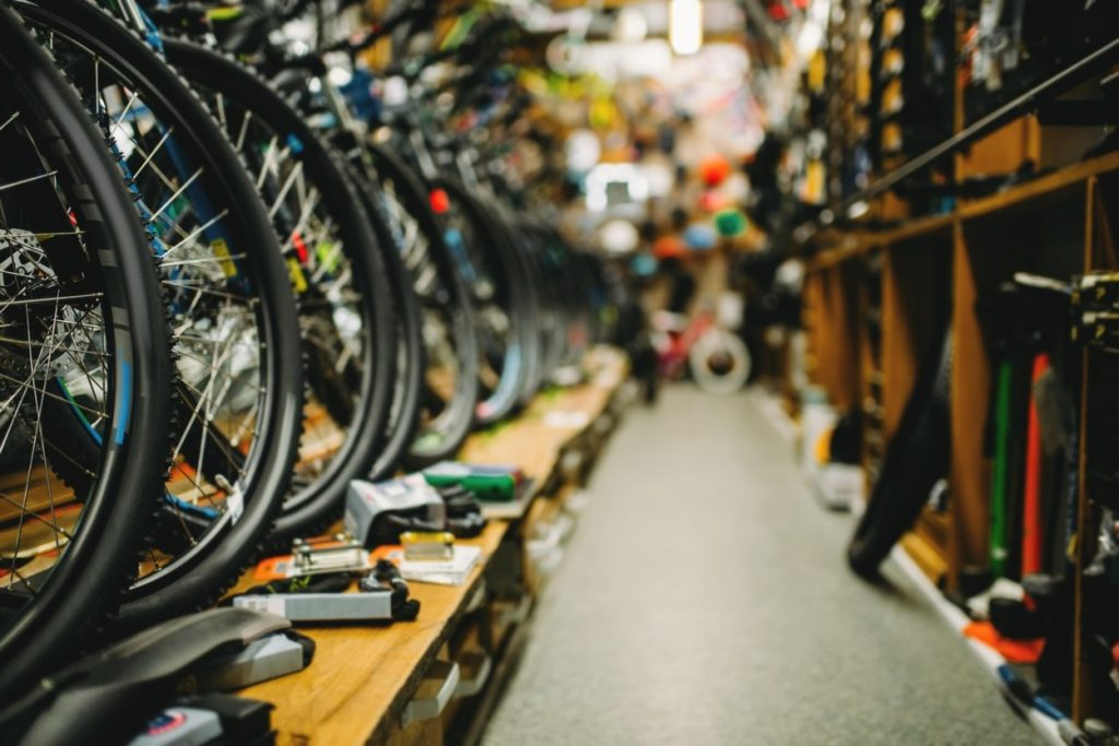 Buying a bike