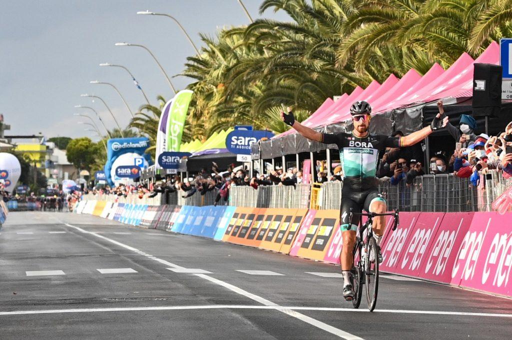 Sagan at Giro
