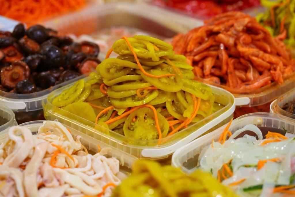 Korean Vegetables