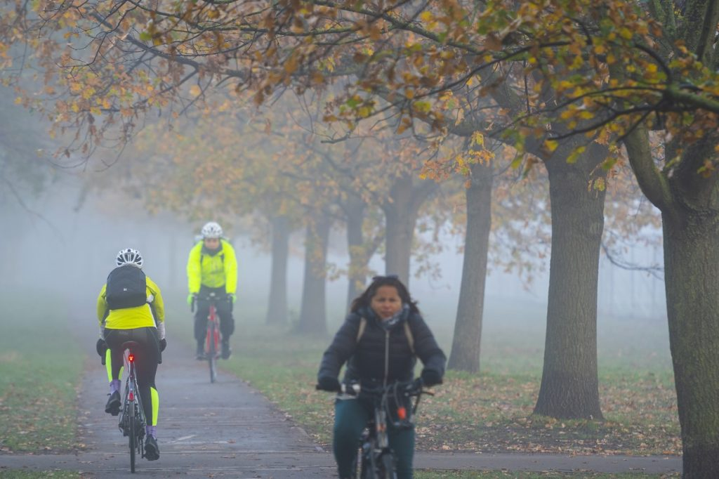 Covid cycling