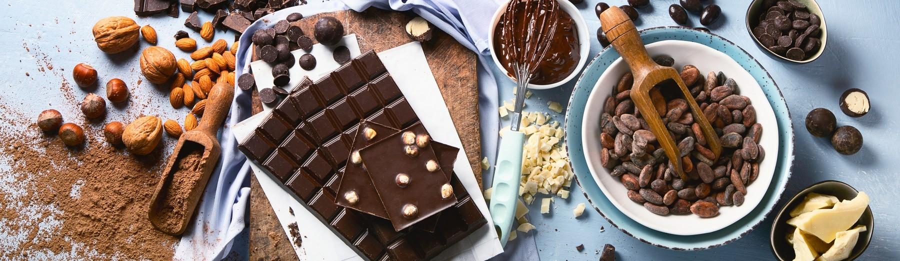 Konzumácia čokolády, predovšetkým horkej, pomáha predchádzať depresiám. Foto: Profimedia