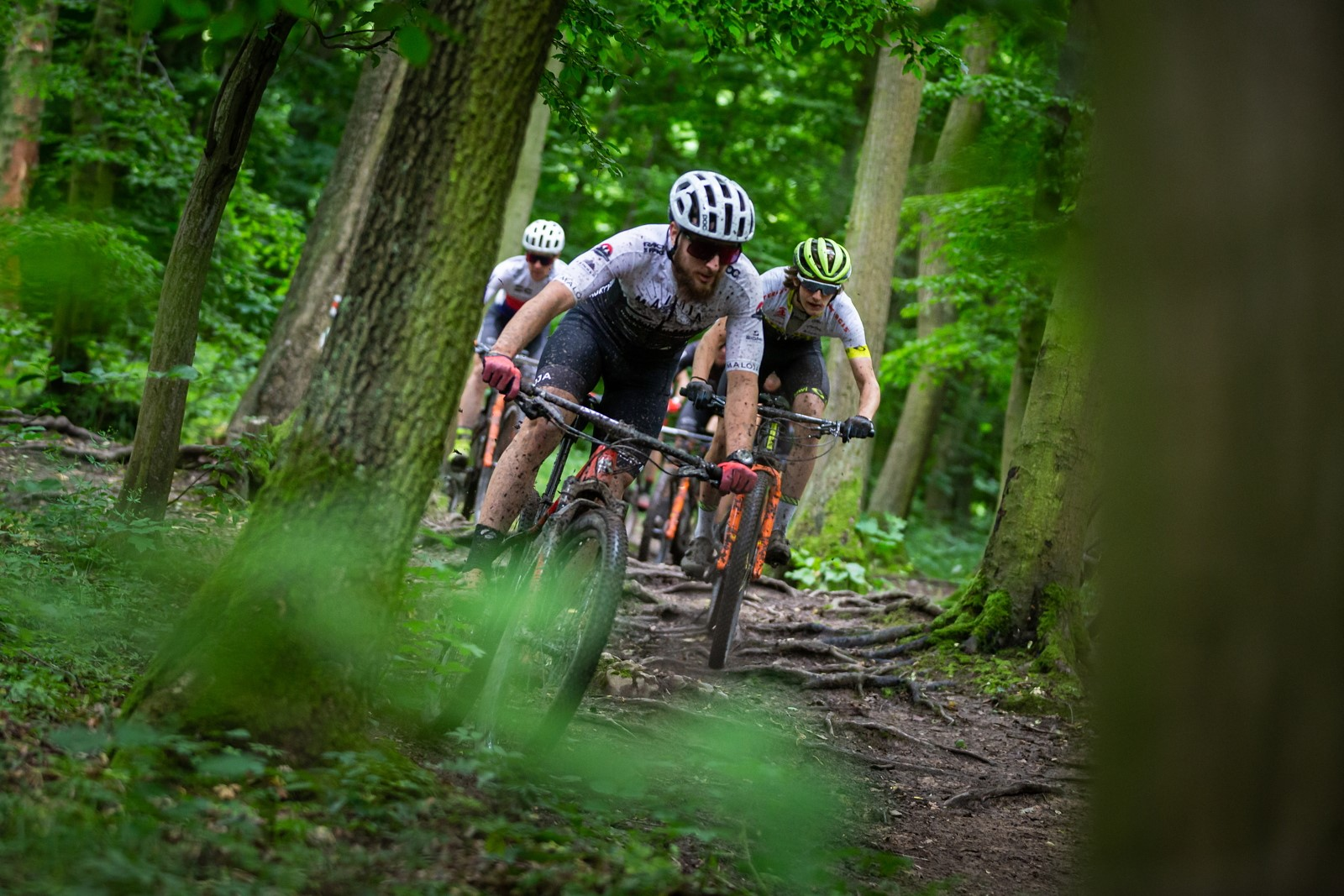 Na finále výzvy Třináct kopců dorazili téměř všichni, kdo se kvalifikovali. Foto: Michal Červený