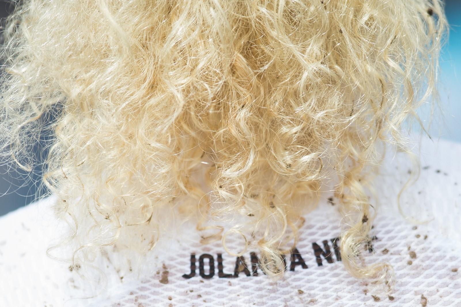 Jolanda Neff, světová šampionka, a její neposlušné rozpuštěné kadeře. Foto: Michal Červený