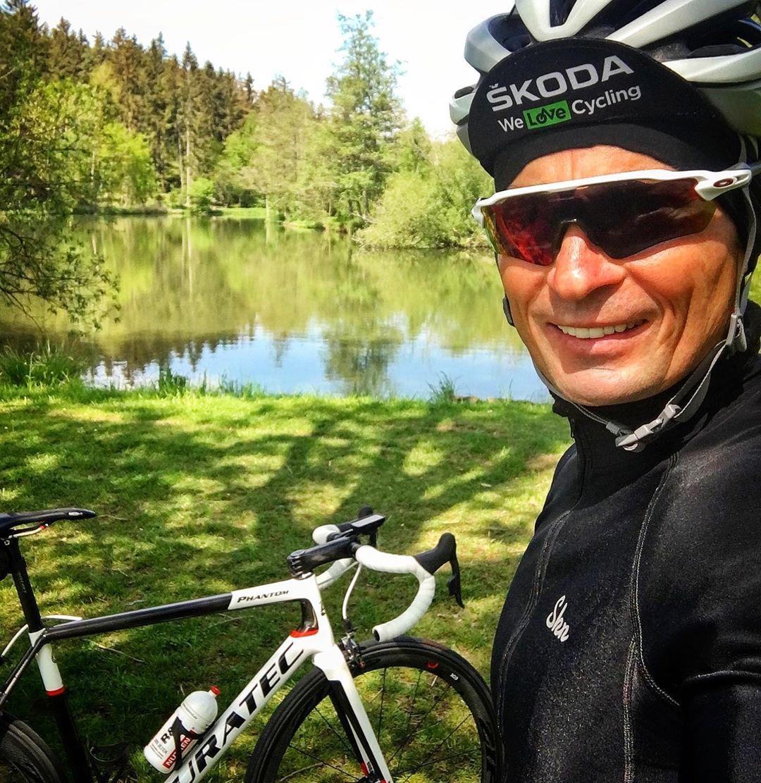 Jiří Ježek, nejúspěšnější sportovec paralympijské historie, se s čtenáři We Love Cycling dělí o oblíbené výletní destinace. Foto: instagram Jiřího Ježka