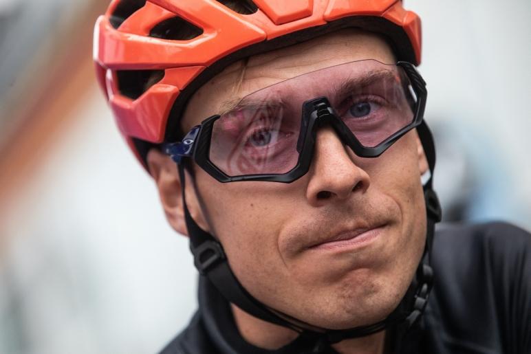 Jan Hirt, český cyklista oblékající dres týmu CCC, by se mohl stát parťákem Chrise Frooma ve formaci Israel Start-Up Nation. Foto: Michal Červený