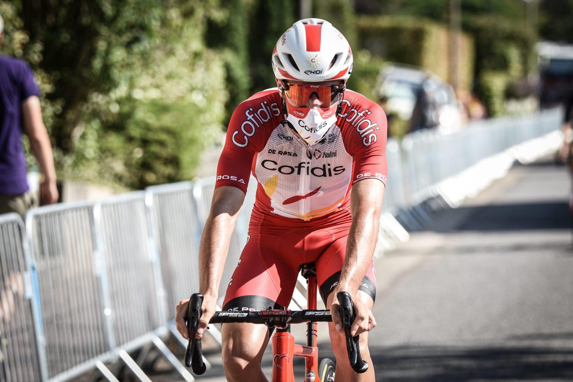 Roušky budou na Tour de France 2020 součástí každého dne. Foto: Cofidis