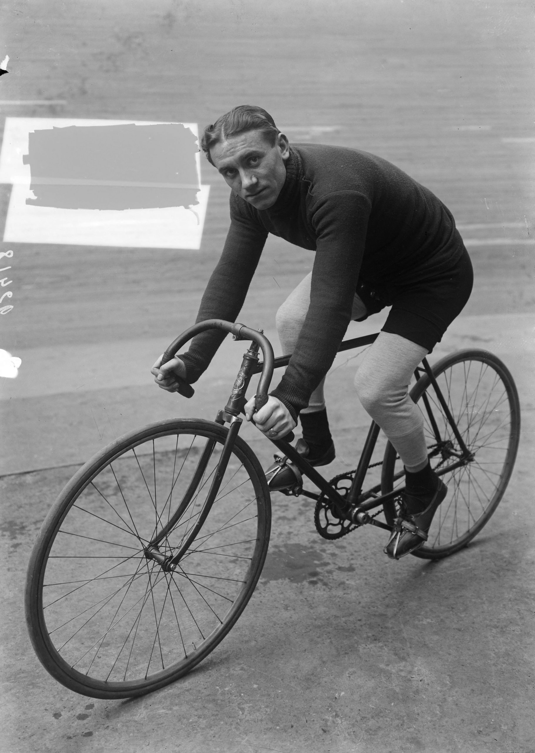 Philippe Thys už coby trojnásobný šampion Tour de France. Foto: profimedia