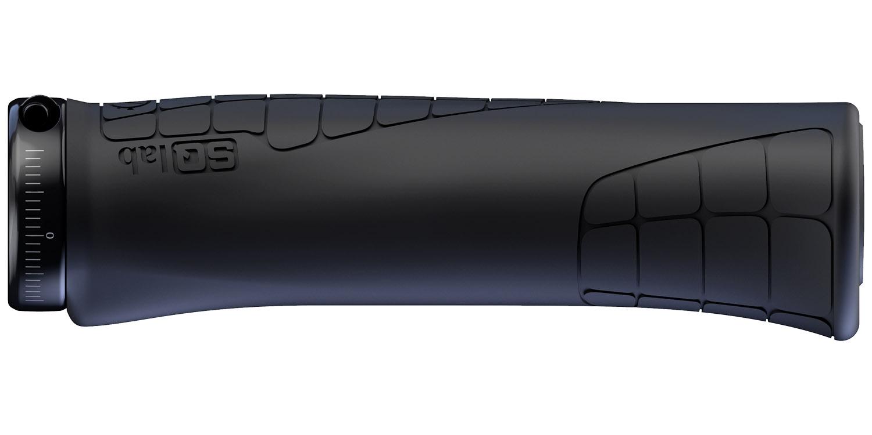 Ergonomicky vyladěný grip pro trail-biky od značky SQlab.