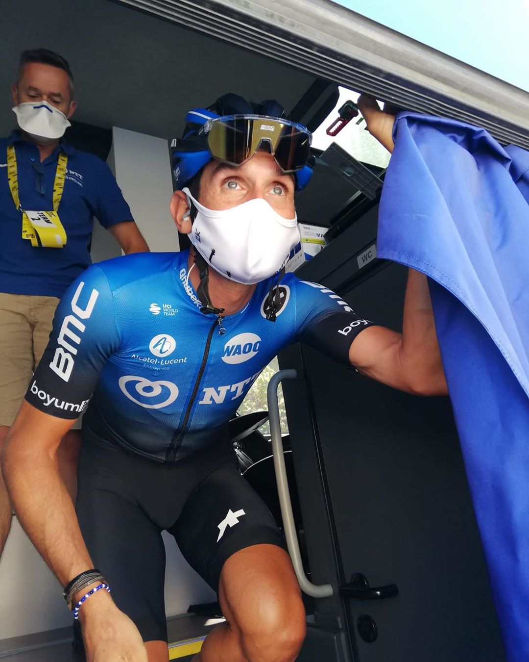 Roman Kreuziger hledí optimisticky k etapám druhého a třetího týdne Tour de France 2020. Foto: instagram