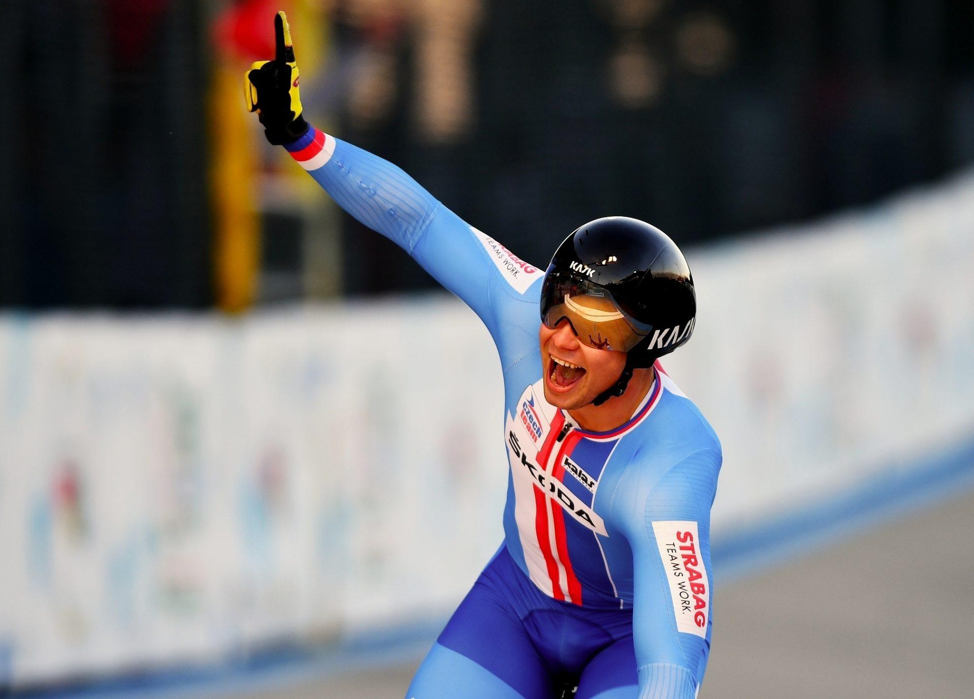Martin Čechman na mistrovství Evropy do 23 let v Itálii. Foto: Martin Straka
