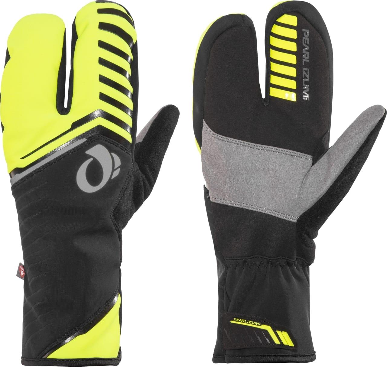 Tříprsté rukavice zajistí každému cyklistovi náležitý tepelný komfort i v mrazivých podmínkách.