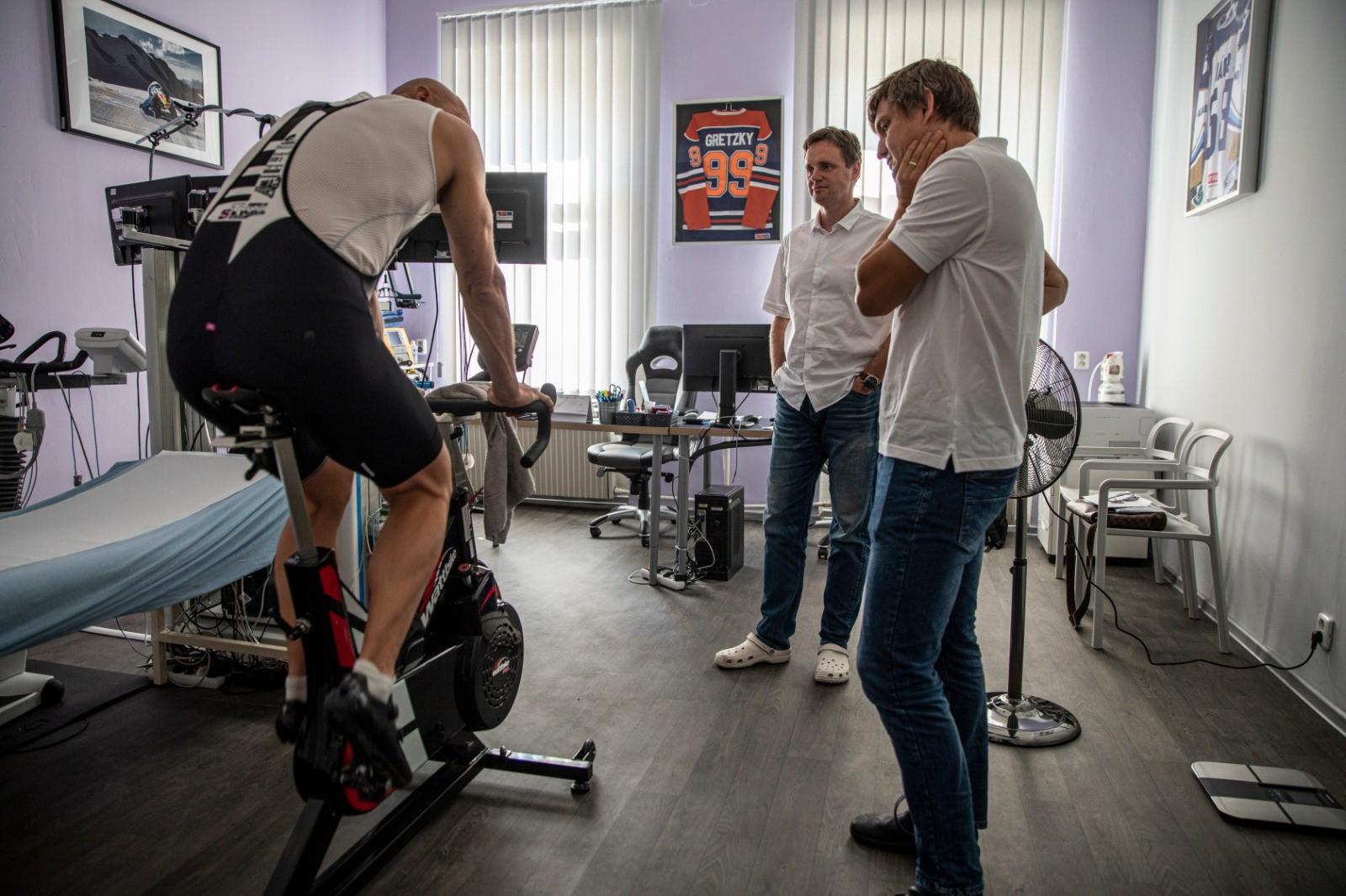 Speciální vyšetření s následným sestavením tréninkového plánu už dávno není jen výsadou profesionálů. Foto: Centrum sportovní medicíny