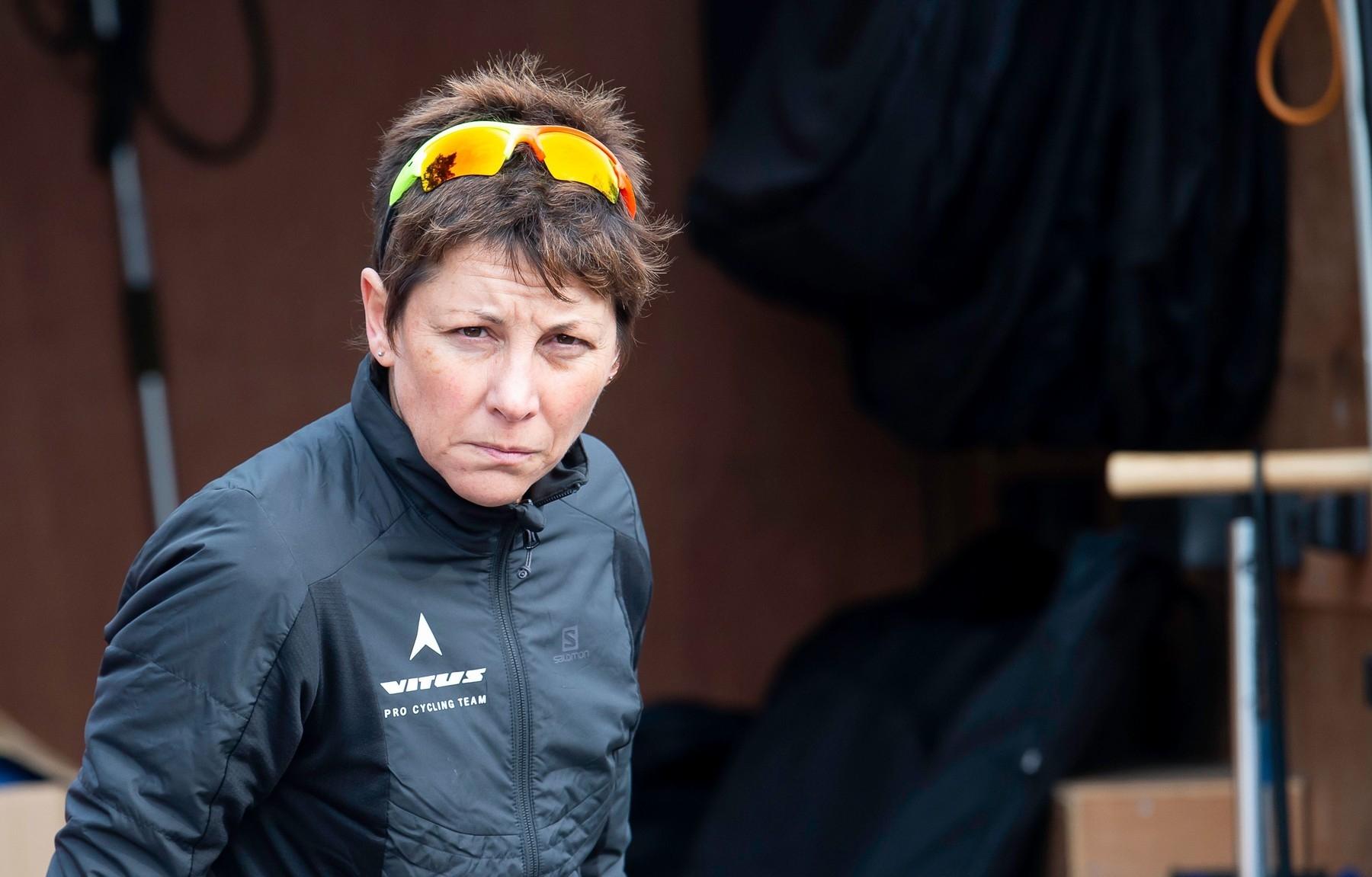 Cherie Pridhamová je novou sportovní ředitelkou týmu Israel Start-Up Nation. Poprvé v historii povede tým ve World Tour žena. Foto: profimedia