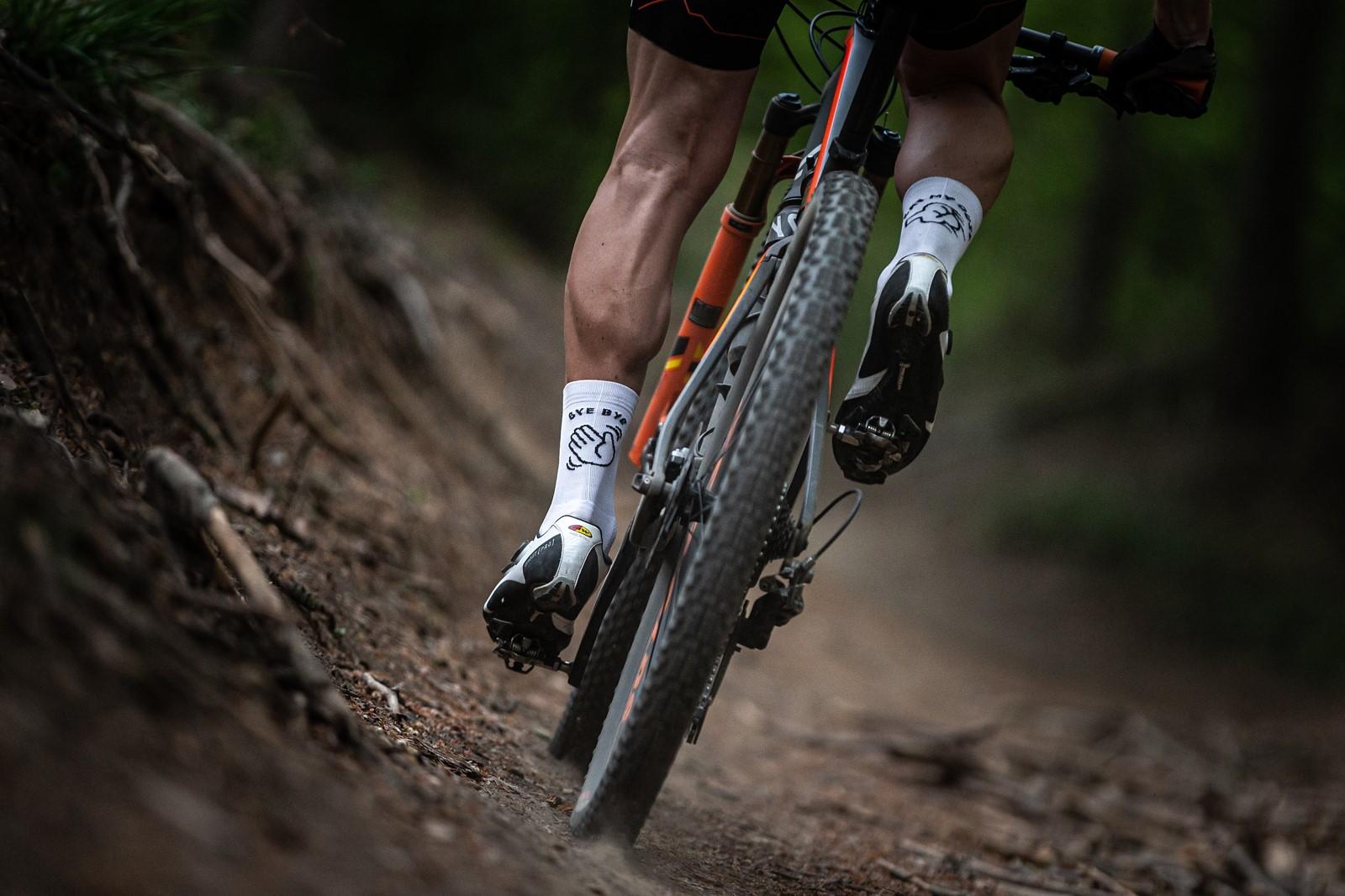 Intervalový trénink dodá nohám patřičnou sílu a žádané zlepšení. Foto: Michal Červený