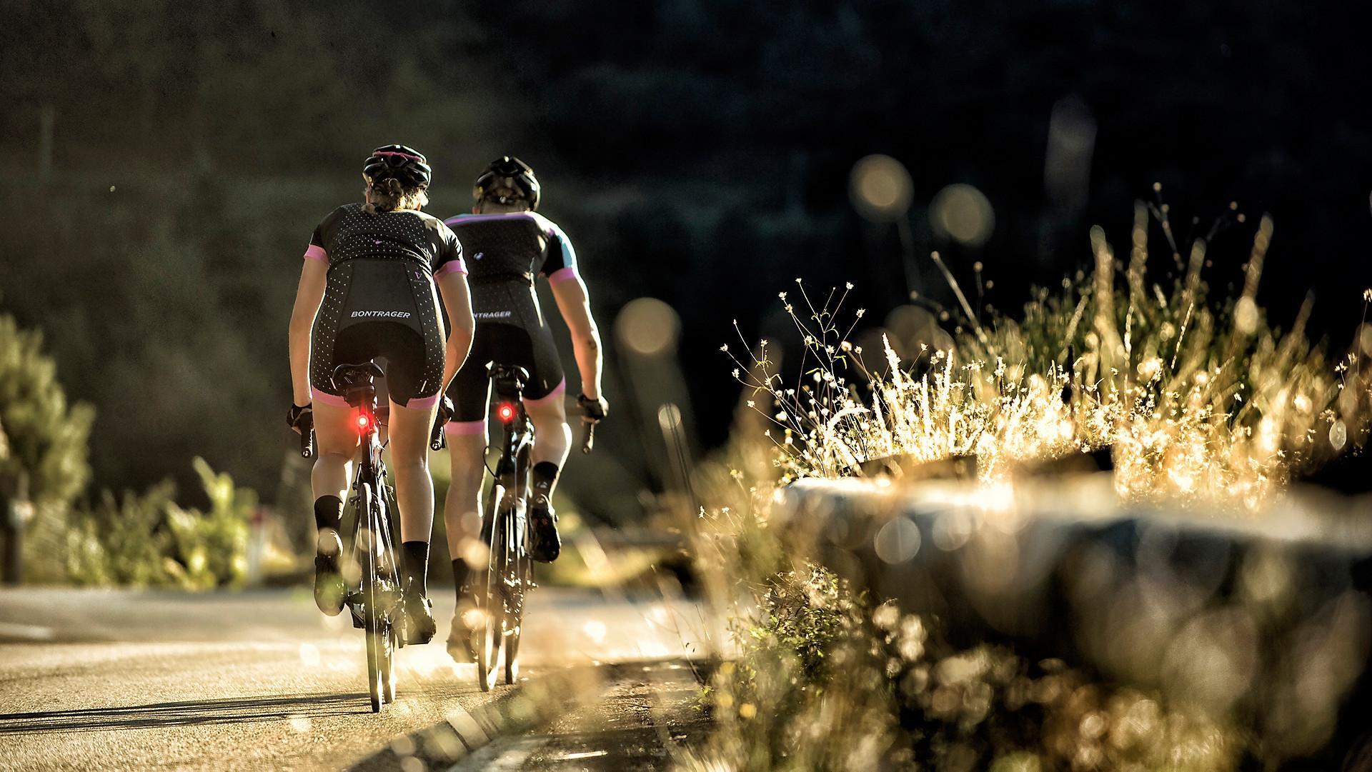 Viditelnost cyklistů výrazně přispívá k bezpečnosti v provozu.