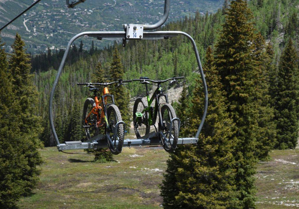 Lift in Aspen