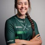 Rebecca Richards, ŠKODA DSI Cycling Academy rider