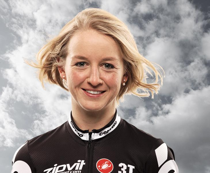Emma Pooley, a Brit, has likened the completion of her PhD in Engineering to a hobby.
