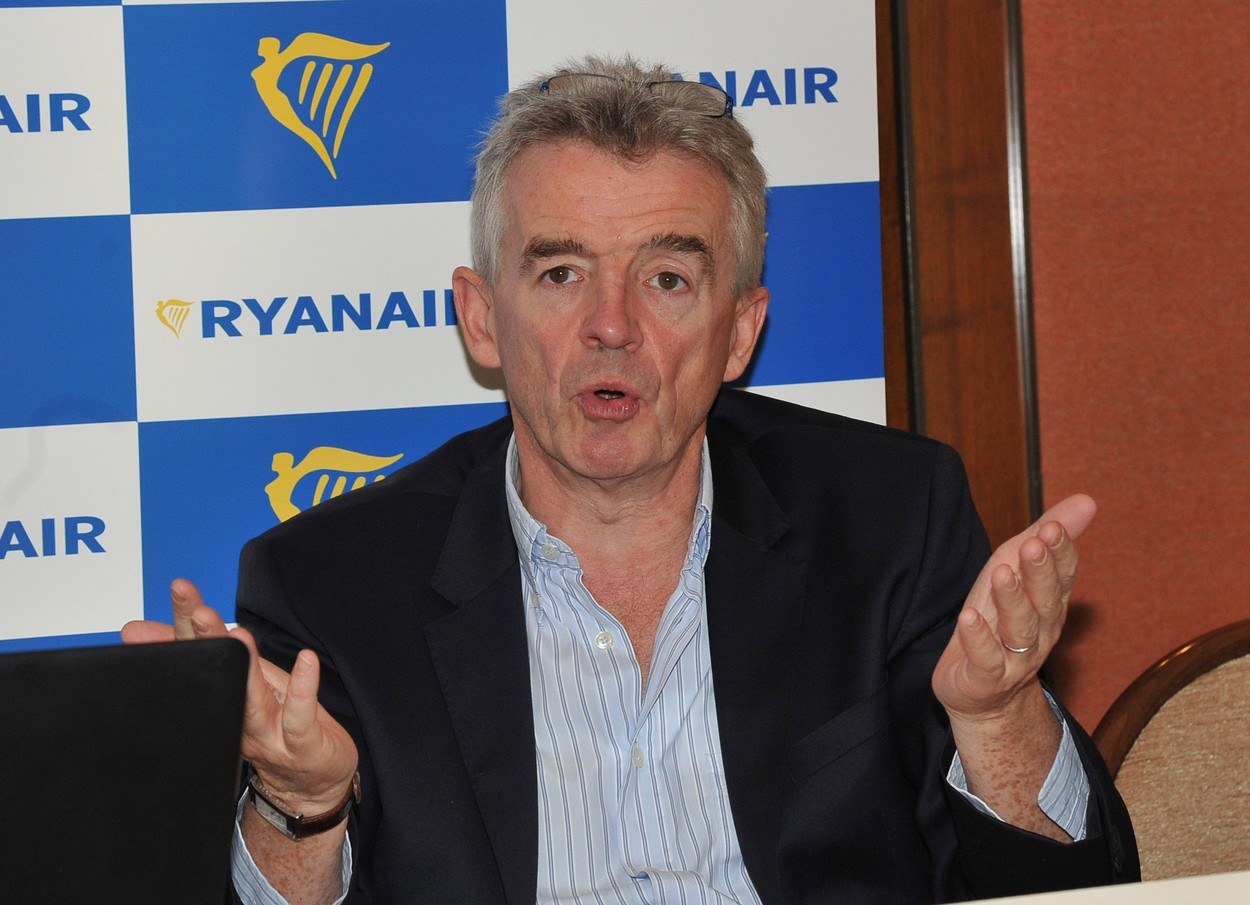 Ryanair CEO Michael O'Leary says controversial things pretty regularly, but this time he didn't take it just a step too far, he seems to have taken a giant leap out of anyone's comfort zone.