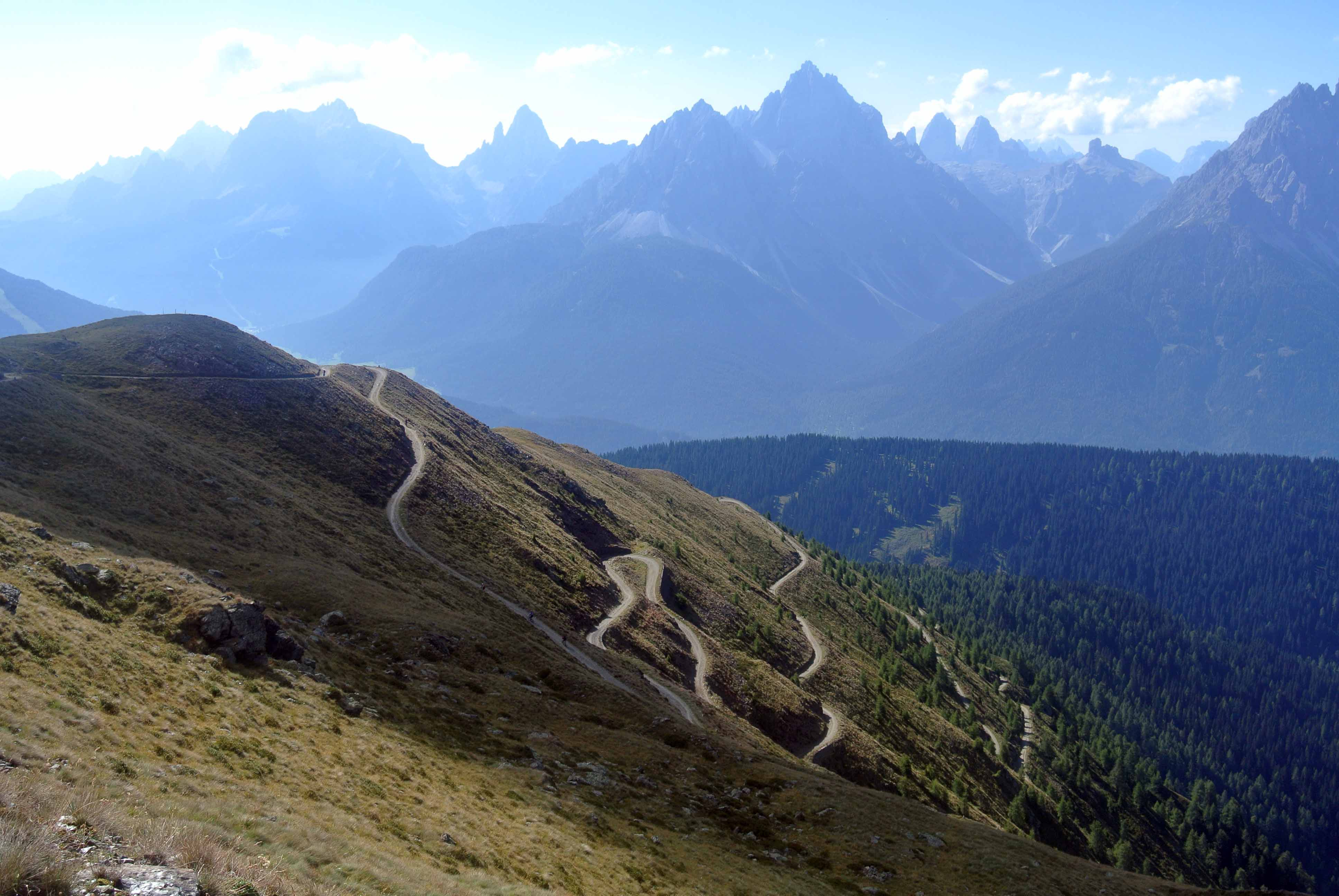 Marchkinkele climb