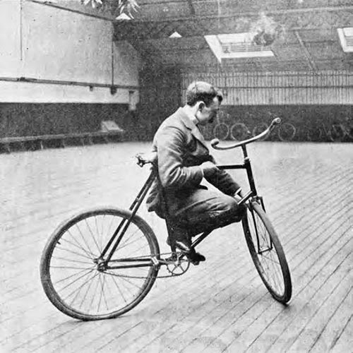 Stunt Bikers from 100 Years Ago (17)
