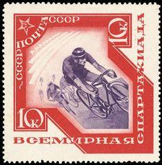 Spartacist Games (Soviet Union 1935)