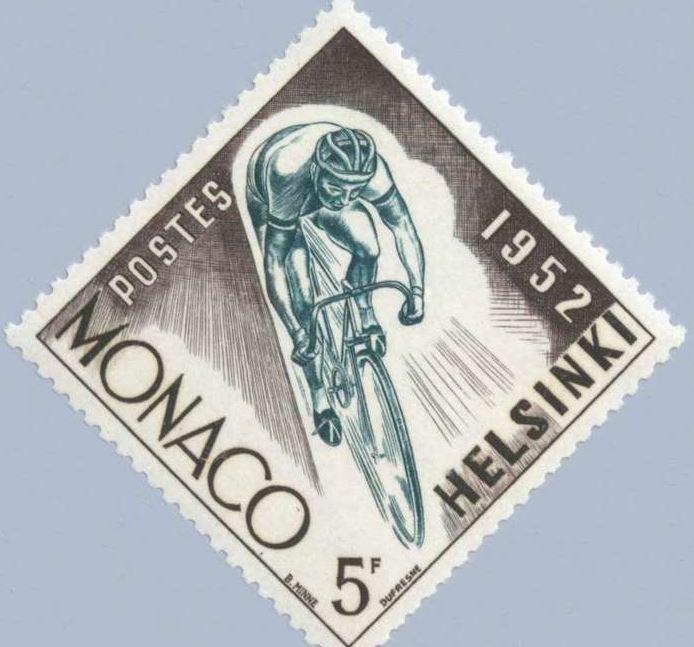 Helsinki Summer Olympics (Monaco 1952)