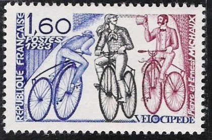 Pierre and Ernest Michaux (France 1983)
