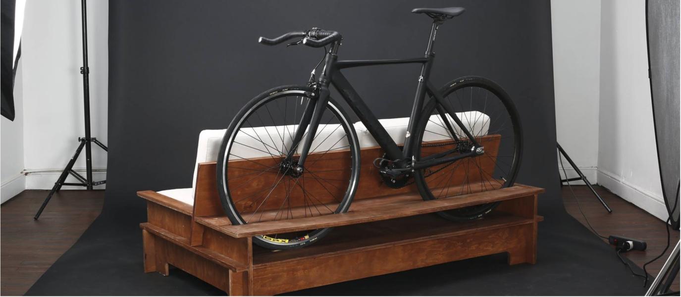 48 Design Brands Making Stunning Bicycle-Tailored Furniture - We
