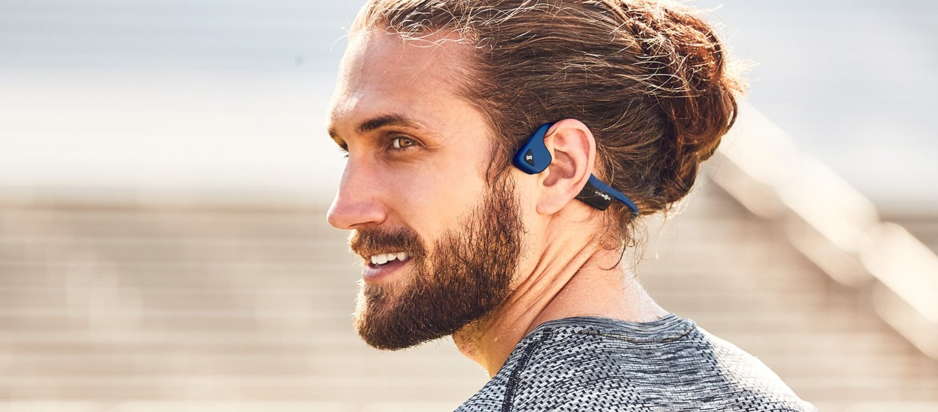 Bone Conduction Headphones: The Answer to Safer Cycling While Enjoying  Music? - We Love Cycling magazine