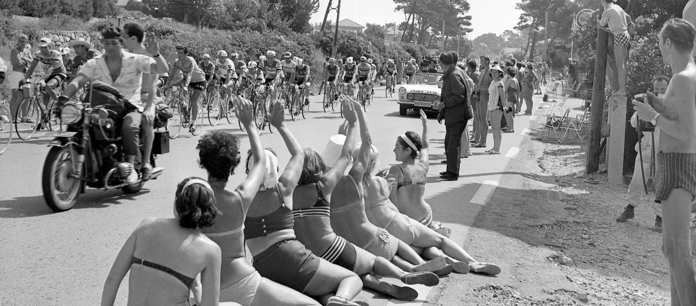 Photo Gallery Relive The Old Days Of The Tour De France We Love Cycling Magazine