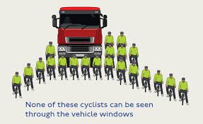 Trucks and Cyclists