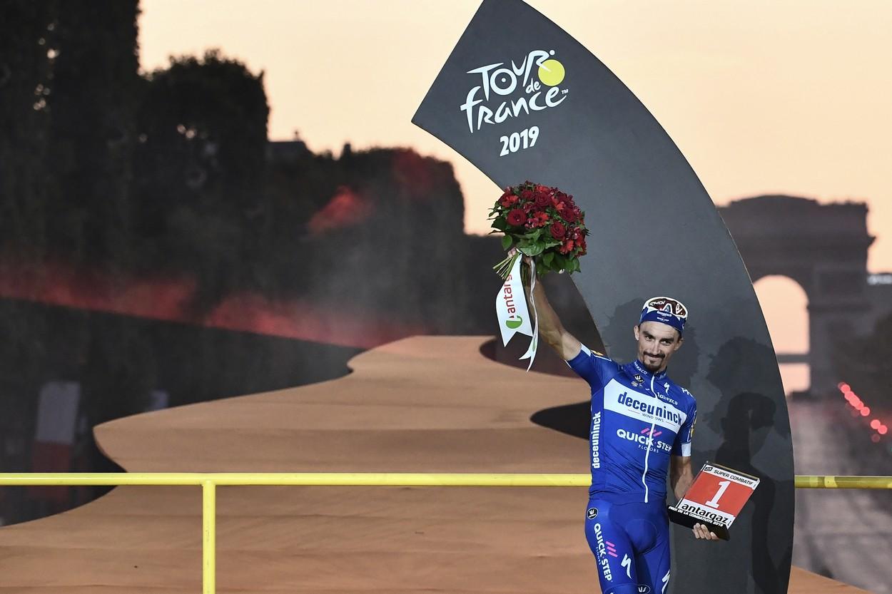 Julian Alaphilippe Tour de France