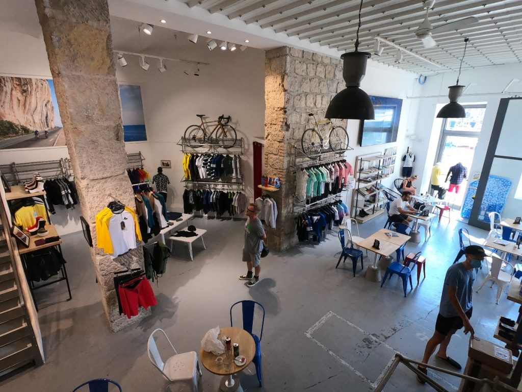 Cafe du Cycliste Nice