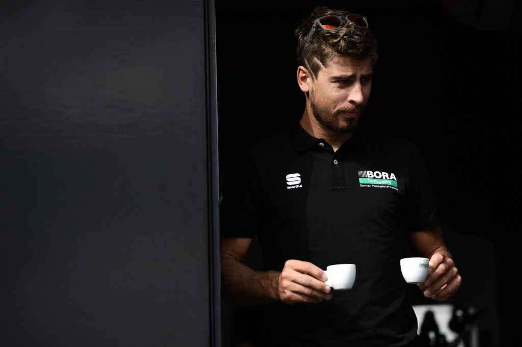 Sagan with Coffee