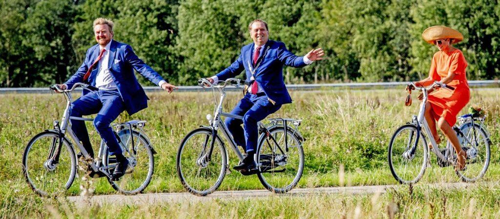 Dutch Royal Family Loves Cycling - We Love Cycling Magazine