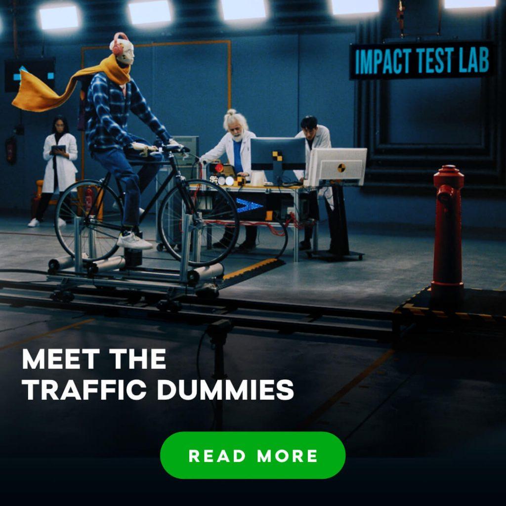 Traffic Dummies