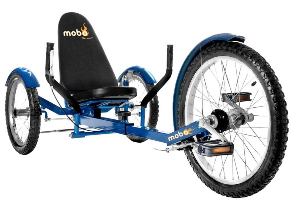 MOBO recumbent tricycle