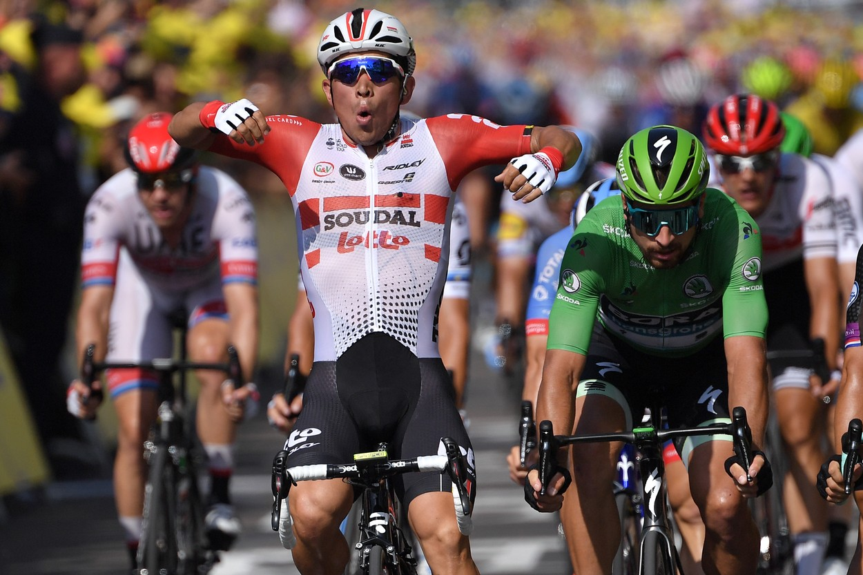 Caleb Ewan Tour de France