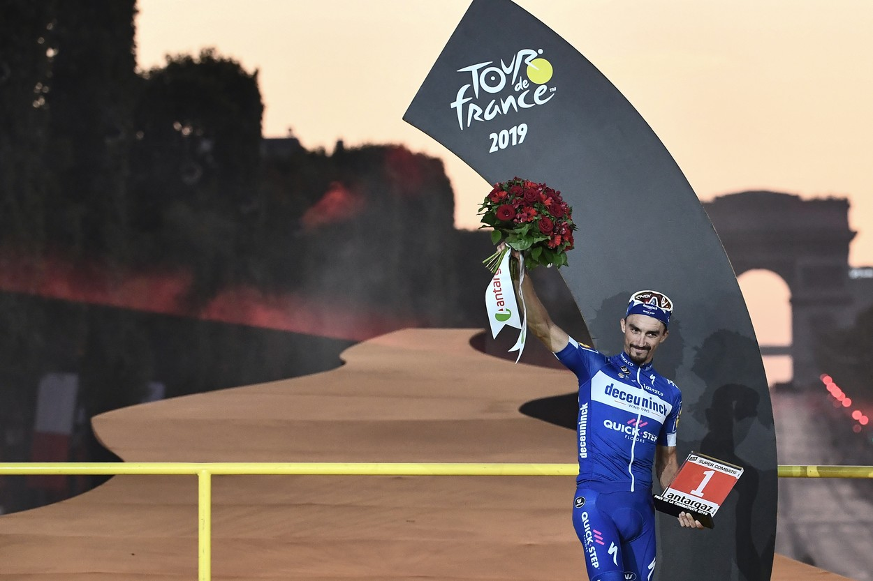 Julian Alaphilippe Tour de France