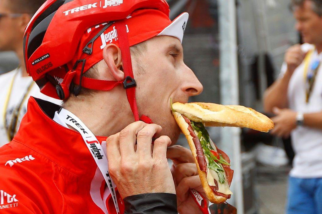Tour de France Food