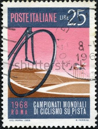 Track world Championships (Italy 1968)