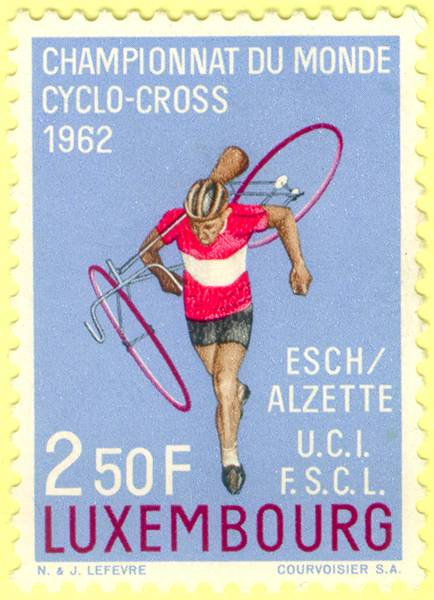 Cyclo-Cross World Championships (Luxembourg 1962)